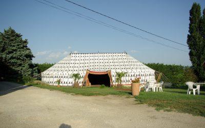 Tente Berbère pour réception